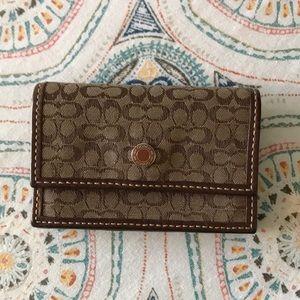 Like new coach wallet